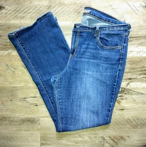 Women's Old Navy boot cut jeans